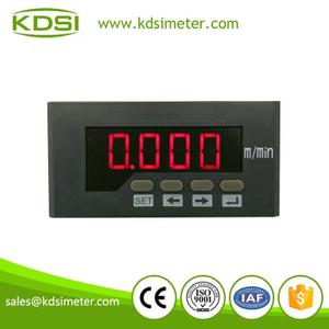 BE-96*48數顯米/速表 電壓變比可編程
