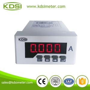 數顯儀表BE-96*48 AA5A 單相交流電流表 電流變比可編程