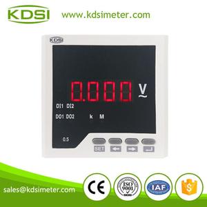 單相數字顯電壓表 BE96 AC500V 測量電壓 可編程
