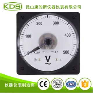 指針式廣角度交流伏特表 LS-110 AC500V