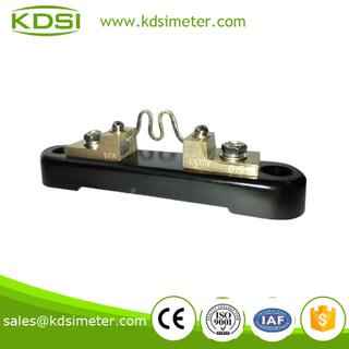 錳銅分流器 BE-100mV 10A