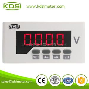 單相直流電壓表BE-96*48 DV300V