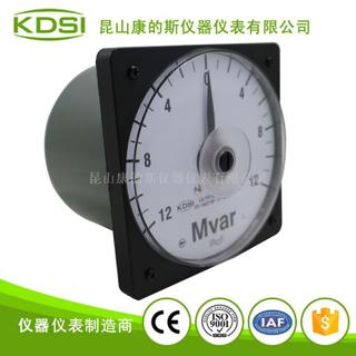 指針式三相功率表LS-110 +-12Mvar 11KV/110V 750/1A